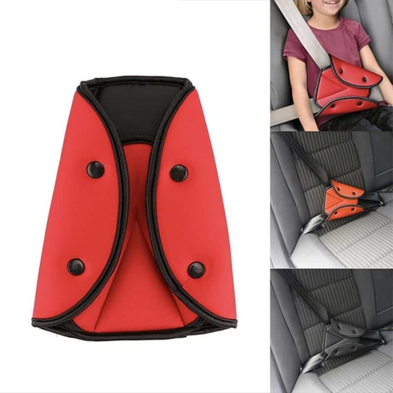 Car Safety Gears: Seat Belt Safety Protector