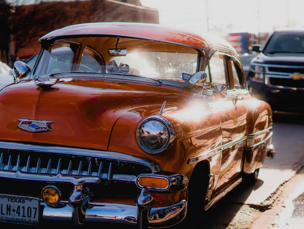 Classic Car Value Factors In Our Age