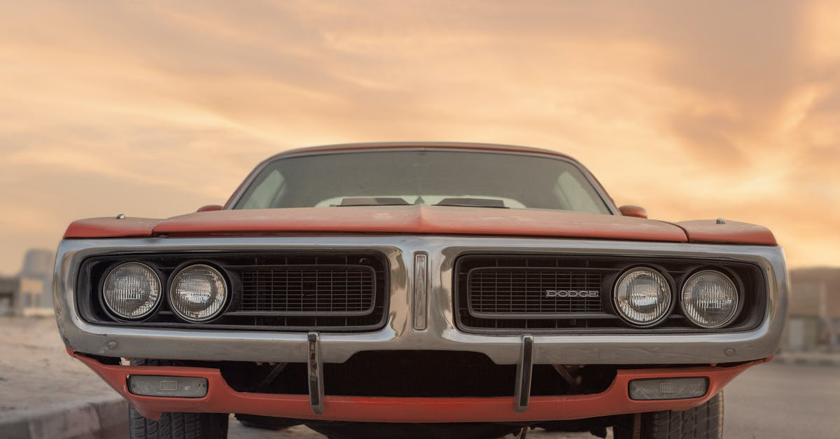 bigtime muscle car